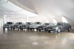 Volvo Cars será totalmente elétrica até 2030